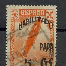 Sellos: ZEPELIN FECHADOR 1941 PALMA DE MALLORCA. Lote 262052395