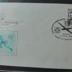 Sellos: CARTA PRIMER DÍA 1964 AUSTRIA. Lote 73932038