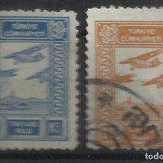 Sellos: Q657-SELLOS RAROS TURQUIA 1910 CINDERELLAS REVENUE FISCALES VIÑETAS VIGNETTE VIGNETTEN CLASSIC,AVIAC. Lote 85889780