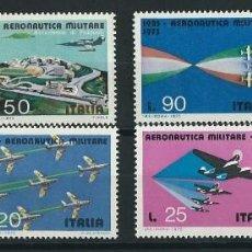 Sellos: ITALIA 1973 AERONAUTICA MILITARE 1923-1973. Lote 116228899