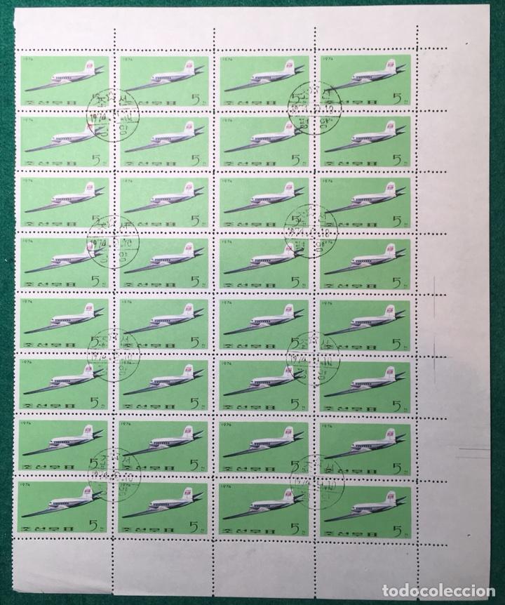 Sellos: 32 series AVIONES. EN HOJAS NUEVAS - Foto 2 - 117475036