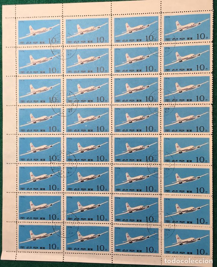 Sellos: 32 series AVIONES. EN HOJAS NUEVAS - Foto 3 - 117475036