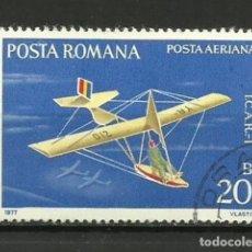 Sellos: RUMANIA-- AVIONES- USADOS. Lote 119656607