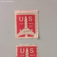 Sellos: LOTE DE SELLOS - ESTADOS UNIDOS - U. S. AIR MAIL. Lote 139895870