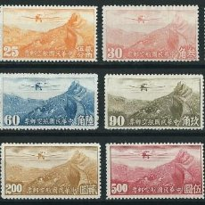 Sellos: SELLOS CHINA 1932 Y&T A 11/20** JUNKERS F-13. Lote 149666446