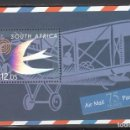 Sellos: SUDÁFRICA. 2004 YVERT Nº HB 101 /**/ AVIONES,. Lote 157136874