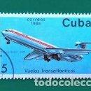 Sellos: SELLO CUBA (HABANA-BERLIN 1972) . Lote 161076858
