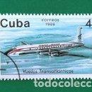 Sellos: SELLO CUBA (HABANA-PRAGA 1961) . Lote 161076890