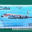 Sellos: SELLO CUBA (HABANA-LUANDA 1975) . Lote 161076910