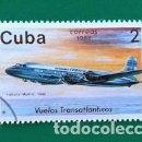 Sellos: SELLO CUBA (HABANA-MADRID 1948) . Lote 161076970
