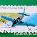 Sellos: SELLO GUINEE (VALMET L-90TP REDLGO FINLANDE) . Lote 161077458