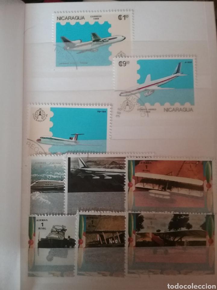 Sellos: MINI-Clasificador Aviones/Mismo precio; con o sin clasificador/aviacion/vuelos/VER FOTOS/1 - Foto 5 - 161091308