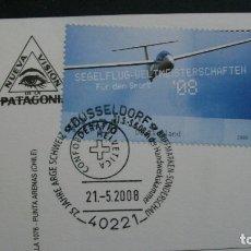Sellos: ALEMANIA-2008-45C.+20C. Y&T 2474/º/-PLANEADOR. Lote 179239433