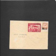 Sellos: ZEPPELIN RUSIA 1930 CIRCULADO A ALEMANIA. Lote 191850808