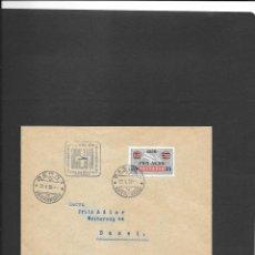 Sellos: SUIZA VUELO EN 1938. Lote 191880571