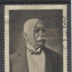 Timbres: 1912 GRAF ZEPPELIN. Lote 196951393