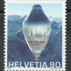 Sellos: SELLO SUIZA 1999 BREITLING ORBITER 3. Lote 199647926