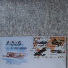 Sellos: EDIFIL 3790 USADO MATASELLO SFC 11/2001 AVIACIÓN ESPAÑOLA FILATELIA COLISEVM COLECCIONISMO. Lote 236570855