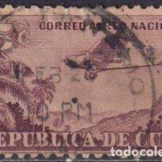 Sellos: 81-5 CUBA 1932 U FOR INTERNATIONAL USE. Lote 238903090