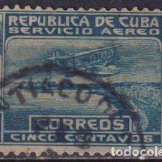 Sellos: 57-2 CUBA 1927 U AIRMAIL. Lote 238903205