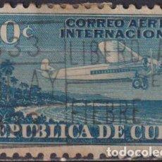 Sellos: 81-3 CUBA 1931 U FOR INTERNATIONAL USE. Lote 238903225