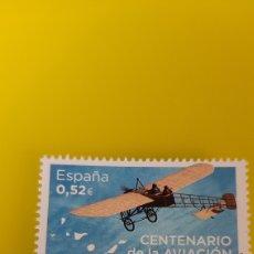 Sellos: CANARIAS AVIACIÓN CENTENARIO EDIFIL 4796 NUEVA O USADA ESPAÑA 2013 FILATELIA COLISEVM. Lote 245154495