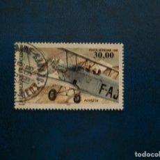 Timbres: /02.04/-FRANCIA-1998-30 FR. CORREO AEREO Y&T 62 EN USADO/º/. Lote 252494765