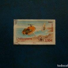 Timbres: /02.04/-FRANCIA-2000-3,00 EUR. CORREO AEREO Y&T 64 EN USADO/º/. Lote 252495520