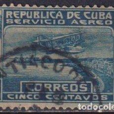 Sellos: ⚡ DISCOUNT CUBA 1927 AIRMAIL U - AIRCRAFT. Lote 255641990