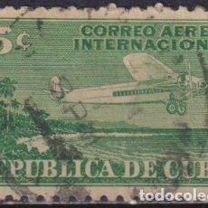 Sellos: ⚡ DISCOUNT CUBA 1931 FOR INTERNATIONAL USE U - AIRCRAFT. Lote 255642020