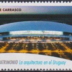 Sellos: ⚡ DISCOUNT URUGUAY 2015 CARRASCO INTERNATIONAL AIRPORT MNH - AVIATION, AIRPORTS. Lote 260586100
