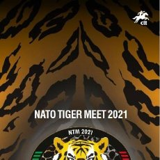 Sellos: PORTUGAL & PGS NATO TIGER MEET 2021 (3427). Lote 261170235