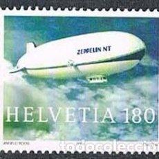 Sellos: SUIZA 1873, ZEPPELIN NT, NUEVO ***. Lote 269118828