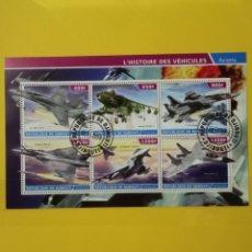 Timbres: SELLOS HOJITA D JIBOUTI- K 100. Lote 275161268