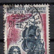 Sellos: BARCOS . FRANCIA 1965 0.3 F YVERT 1461.. Lote 8145775