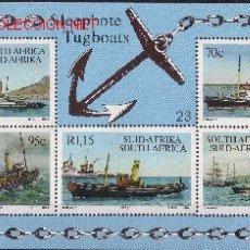 Sellos: SUDAFRICA HB 33*** - AÑO 1994 - BARCOS REMOLCADORES. Lote 23060807