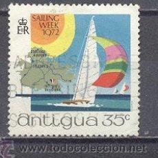 Timbres: ANTIGUA - USADO. Lote 24542384