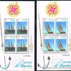 Sellos: 1997 ESPAÑA MAR Y BARCOS (3477 A 3478) (3498 A 3500) (3502 A 3503) (3504) . Lote 28806964