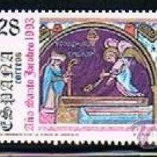 Sellos: 1993 ESPAÑA MAR Y BARCOS (3252 A 3254) (3267 A 3268) . Lote 28807651