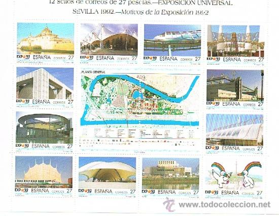 Sellos: 1992 ESPAÑA MAR y BARCOS (3157) (3163) (3164 a 3187) (3191) (3195) (3196) (3204 a 3209) (3223) - Foto 3 - 28809529