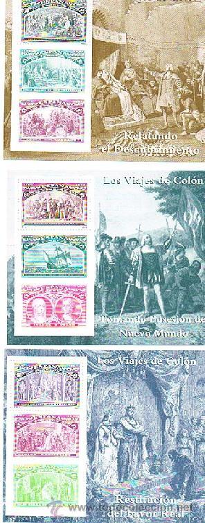 Sellos: 1992 ESPAÑA MAR y BARCOS (3157) (3163) (3164 a 3187) (3191) (3195) (3196) (3204 a 3209) (3223) - Foto 9 - 28809529