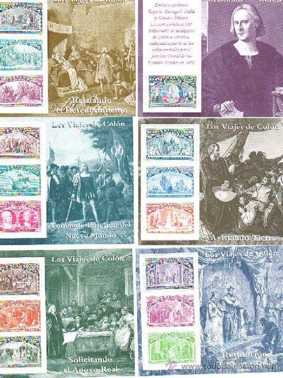 Sellos: 1992 ESPAÑA MAR y BARCOS (3157) (3163) (3164 a 3187) (3191) (3195) (3196) (3204 a 3209) (3223) - Foto 10 - 28809529