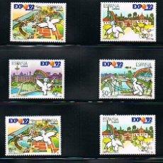Sellos: 1990 ESPAÑA MAR Y BARCOS (3050 A 3053) (3079 A 3082) (3079C) . Lote 28811553