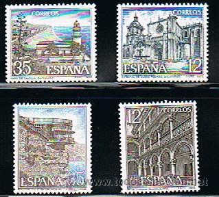 1986 ESPAÑA MAR Y BARCOS (2835 A 2838) (2845) (Sellos - Temáticas - Barcos)