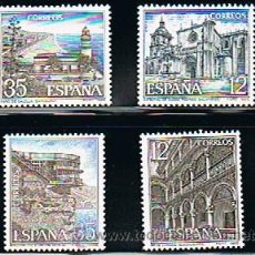 Sellos: 1986 ESPAÑA MAR Y BARCOS (2835 A 2838) (2845). Lote 28812014