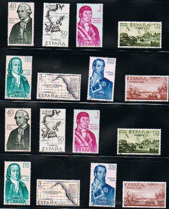 Sellos: 1967 ESPAÑA MAR y BARCOS (1789) (1818) (1819 a 1826) - Foto 3 - 28816278