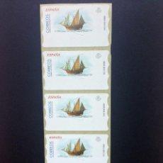 Sellos: ESPAÑA.AÑO 2002.ATMS./BARCO DE EPOCA.. Lote 55695056