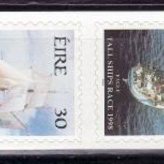 Sellos: SELLOS BARCOS IRLANDA 1998 1093/96 4V. ADH. TALL SHIPS RACE 1998. Lote 72100031