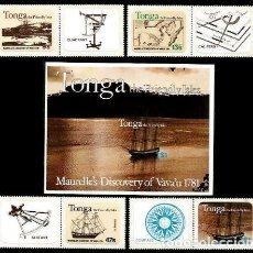 Sellos: TONGA 1981 **. Lote 122189771