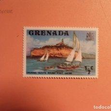 Sellos: GRENADA - BARCOS - VELEROS.. Lote 128140139